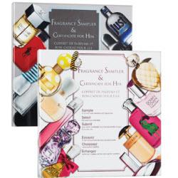 Shoppers Drug Mart: Fragrance Sampler for Men and Women