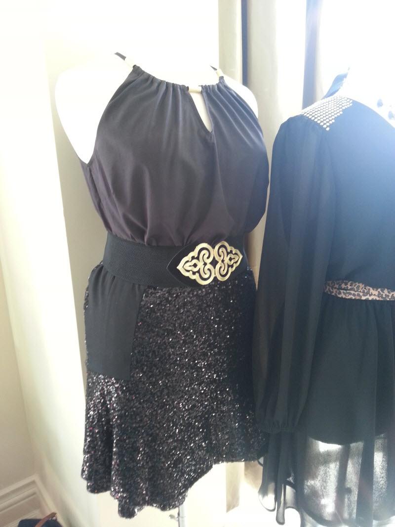 Gorgeous dresses for Winter 2013 season - Addition Elle