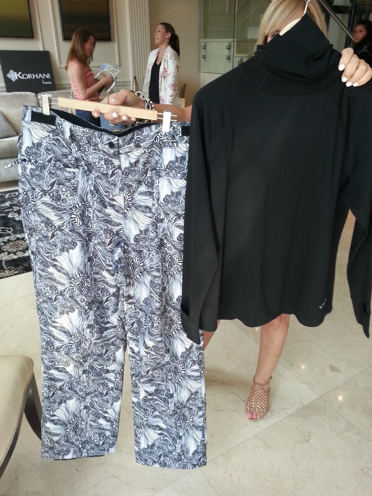 Addition Elle - Winter 2013 Ski/Outwear