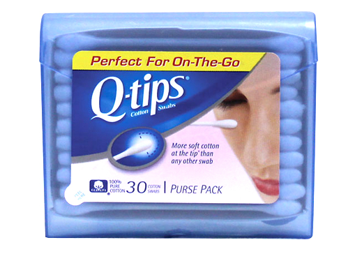 Q-Tips Travel Pack