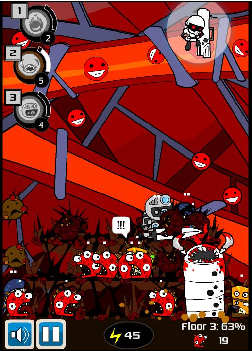 Playing Re-Mission 2: Nanobot's Revenge