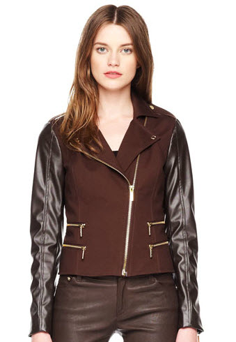 Michael Kors Plus Size Jacket