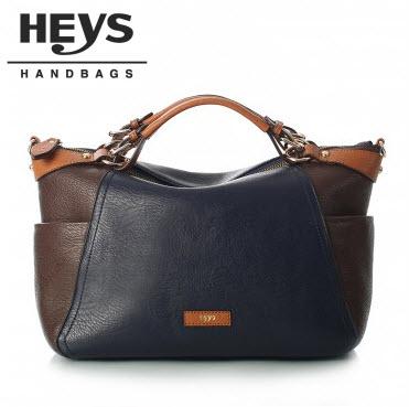 Heys Nottingham Handbag: Soft Body Satchel