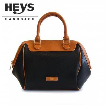 Heys Nottingham Handbag: Winged Satchel