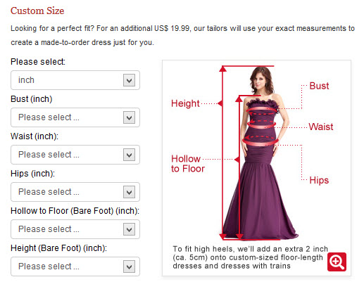 JenJenHouse Custom Fit Dresses